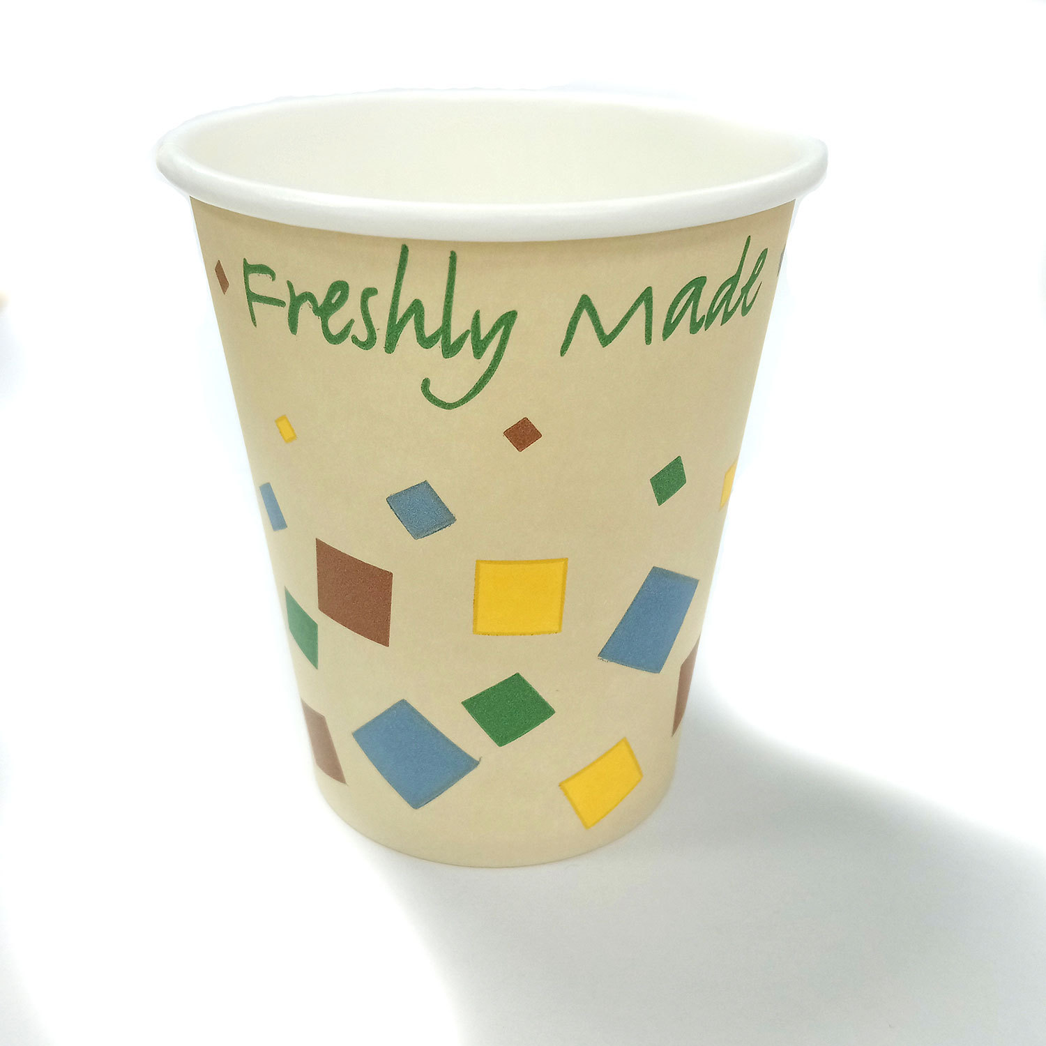 Freshly Made' 8oz Disposable Coffee Cups - and 21 similar items