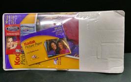 Kodak Picture Paper, Art Explosion, Scrapbook Factory Photo Explosion Kit - $7.00