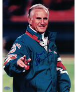 Don Shula Miami Dolphins Signed 8x10 Photo NFL Authenticated Mounted Mem... - $79.19