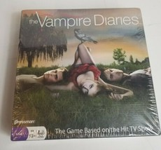 The Vampire Diaries Board Game Pressman New Sealed - $45.28