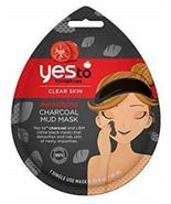 Yes To Tomatoes Clear Skin Detoxifying Charcoal Mud Mask - LOT OF 4 - $19.89