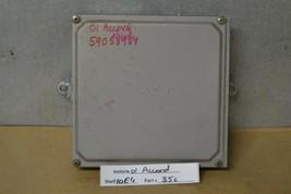 2000-2002 Honda Accord Engine Control Unit ECU 37820PABA54 Module 56 10E4 - $29.69