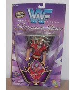 Vintage 1997 WWF WWE Road Warriors Animal Wrestling Figure New In The Pa... - $64.99