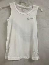 Nike Girl's Tank Nwt Size Xs AJ6787 100 - $15.99