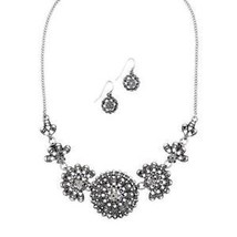 Avon Stunning Radiance Necklace and Earring Set - $14.99