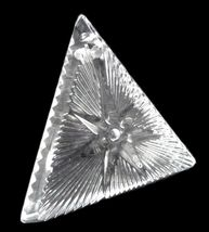 Waterford Crystal Ornament 2000 Times Square Triangle Star of Hope Collectible image 5