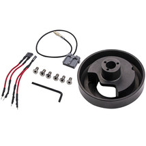 Racing Style Steering Wheel Short Hub Adapter Fit Nissan 350Z 370Z G35 - $43.93