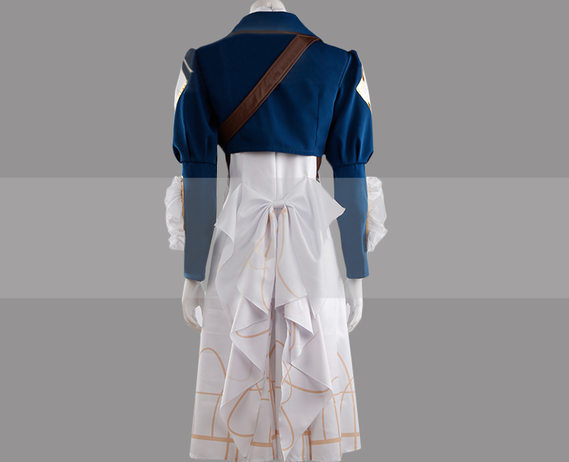 Violet Evergarden Cosplay Costume Outfit for Sale