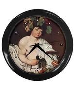 Bacchus The God Of Wine Art Kitchen Bar Wall Clock - $22.49