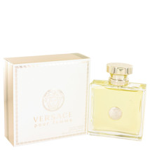 Versace Signature Pour Femme Perfume 3.4 Oz Eau De Parfum Spray image 2