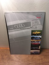 1998 Audi Full Line Sales Brochure 28 Pages - $9.89