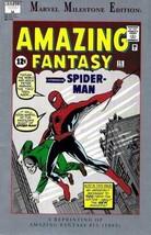Marvel Milestone Edition: Amazing Fantasy #15 Newsstand Cover (1992) Marvel - $8.59