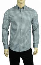 New Calvin Klein Even Bar Check Pocket Button Front Shirt S $79 - $28.99