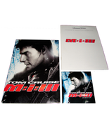 2006 MISSION IMPOSSIBLE III Movie PRESS KIT Folder CD Production Note To... - $13.99