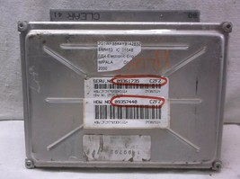 99-00 Chevrolet IMPALA/MALIBU 3.8L Engine Control MODULE/COMPUTER..ECU.ECM.PCM - $42.08