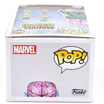 Funko Pop! Marvel Zombies Zombie Mysterio #660 Bobble Head Figure image 6