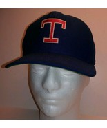 Nolan Ryan Texas Rangers Nutmeg Mills Baseball Hat Made in USA Adult Sna... - $13.94