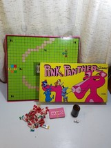 1977 Pink Panther Board Game No. 2008 Warren Paper Products Complete Made in USA - $44.09