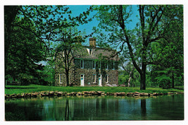 Graeme Park Horsham PA 18th c Colonial House Sir William Keith Governor ... - $15.83