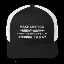 Make America Arrest The Cops Hat / Lebron James Maga Hat / Lebron maga Hat / Tru image 6