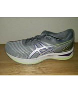 ASICS Gel Nimbus 22 1012A587 FlyteFoam Running Shoes, Women's Size 8.5 Gray - $58.41