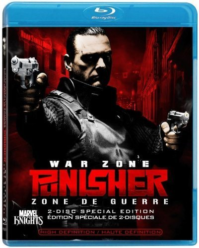 Punisher War Zone [Blu-ray] [Blu-ray] [2008]