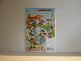 DC SUPERHERO GIRLS  - FREE COMIC BOOK DAY - FREE SHIPPING! - $9.50