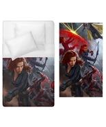 avengers hawkeye black widow ant-man vision Duvet Cover  - $70.00+