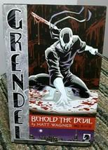 Grendel Behold The Devil Comic Issue 6 April 2008 Dark Horse Comics - $2.50