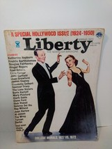 Vintage Liberty Nostalgia Magazine Spring 1972 Special Hollywood Issue - $4.95