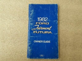 1982 FAIRMONT  Owners Manual 15921 - $13.81