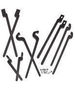 Performance Five types of Tongs Bundle Set Comes with Rivet - $61.60