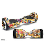 Full Coverage Skin Decal Wrap for Hover Board Scooter Swagway X1 Sticker... - $39.55