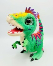 Hasbro Fur Real Munchin Rex Interactive Baby Dino Pet Tested, Dino only - $14.85