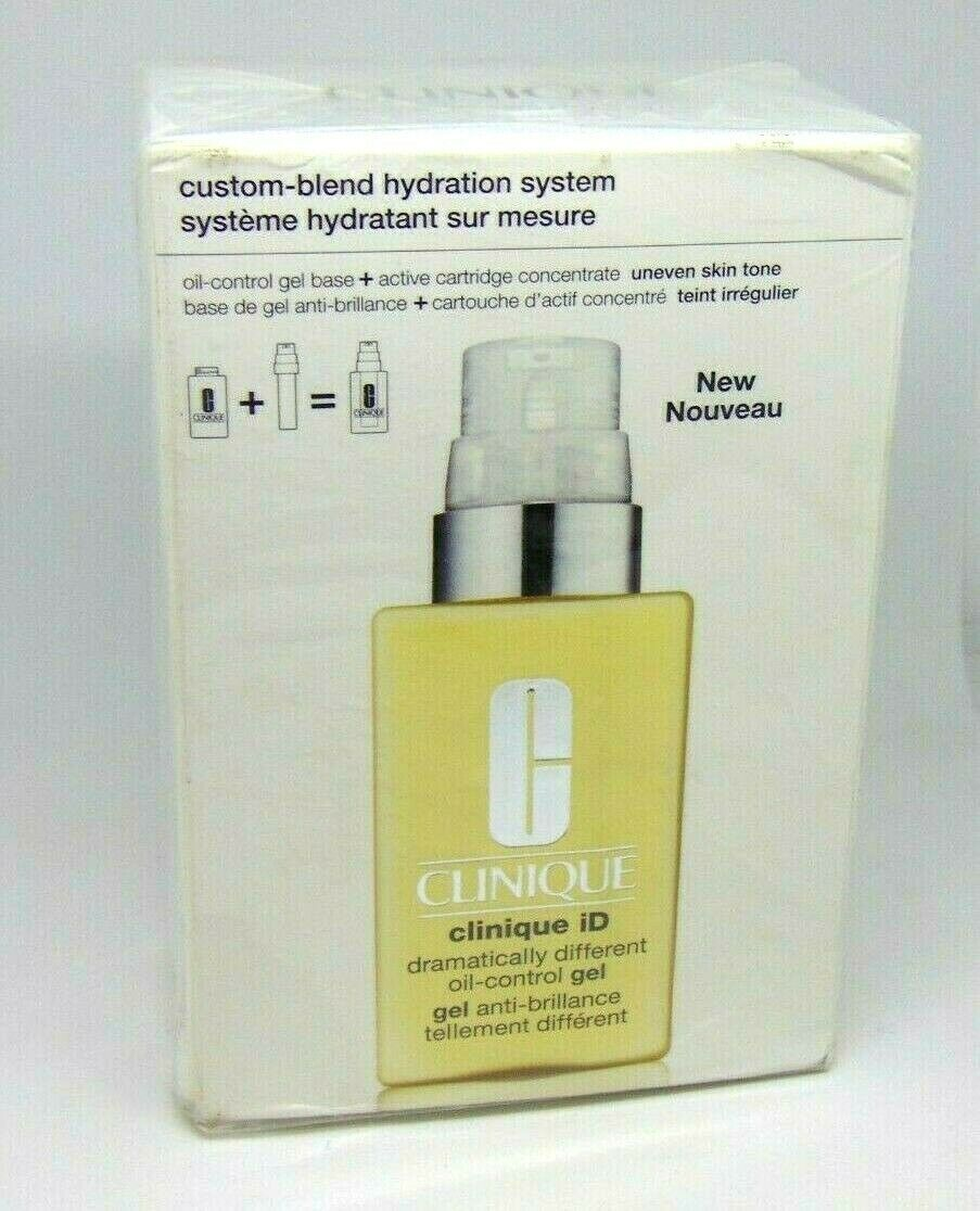 Primary image for CLINIQUE ID Custom-Blend Hydration System 3.9Fl.oz/115ml NIB