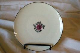 "Lenox Ballad Bread Plate 6 1/4"" #583 - $5.54"