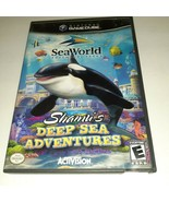 SeaWorld: Shamu's Deep Sea Adventures (Nintendo GameCube, 2005) - $4.95