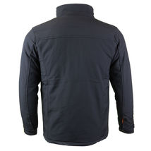 Maximos Men's Athletic Lightweight Water Resistant Windbreaker Jacket DIVER image 9