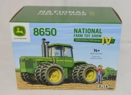 John Deere LP66139 National Farm Toy Show 2016 8650 4WD Evolution Series IV image 2