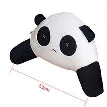 Lovely Mr. Panda Car Decoration Lumbar Cushion/lumbar Support/Back Cushion (01)