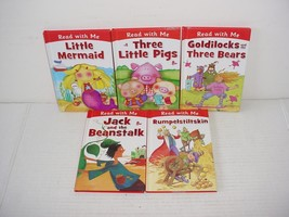 Lot of 5 Read With Me Nick And Claire Page Home School Childrens - $19.70