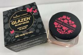 NEW In Box Butter London Glazen Blush Gelee  FLICKER .35 oz - $16.34