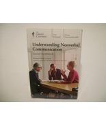 Understanding Nonverbal Communication dvd Course Guidebook - $39.95