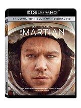 The Martian [4K Ultra HD + Blu-ray]