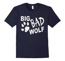Big-Bad-Wolf-Paw-Distressed-White-Funny-Novelty-T-Shirt-Men*-Fu2NY - €14,58 EUR+