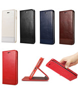 Two-Sided Handbag Wallet Leather Magnetic Cover Case for iPhone 5 5S SE ... - $9.99