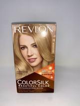 Revlon Colorsilk Beautiful Color #74 Medium Blonde Permanent + No Ammonia New - $9.89
