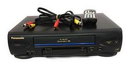 Panasonic VCR VHS Player Model # PV-V4022 - $637.00