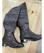 Pierre Dumas Ladies Boots, Brown, Size 6 1/2 M - $65.00