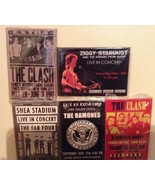 "5 New Concert The Clash FRIDGE Magnets 2"" x 3"" Concert NY Reprint 1981 M... - $13.94"